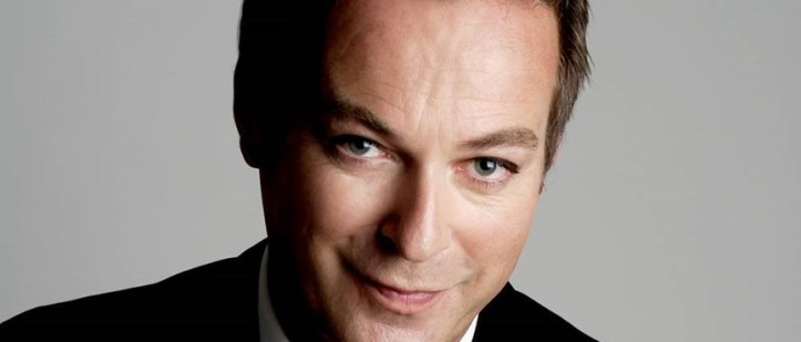Comedian Julian Clary comes to Cambridge in April
