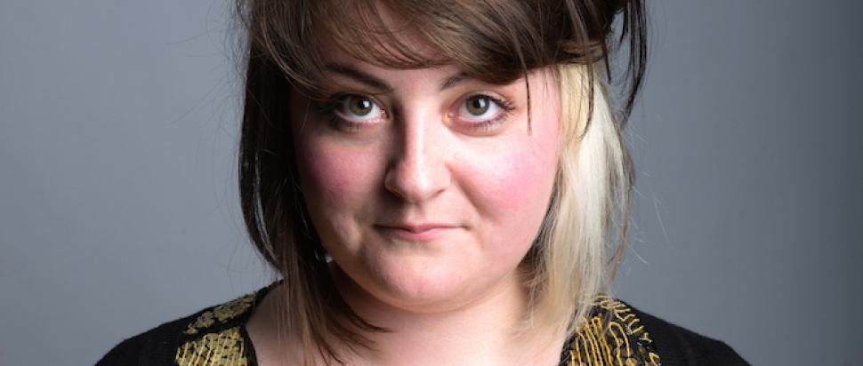 Comedian Kiri Pritchard-McLean comes to Cambridge in April
