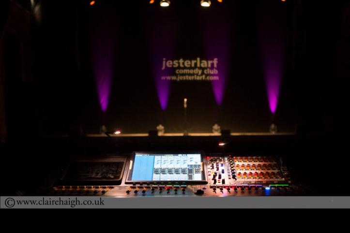Jesterlarf Comedy Club Cambridge