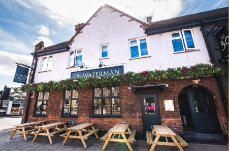 Waterman cambridge